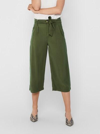 ONLY Hose 'Aminta-Aris' in grasgrün, Modelansicht