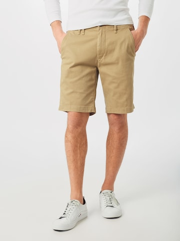 G-Star RAW Chino trousers 'Vetar' in Beige
