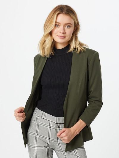 VILA Blazer 'Her' in khaki, Modelansicht