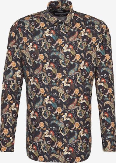SEIDENSTICKER Overhemd in de kleur Gemengde kleuren / Zwart, Productweergave
