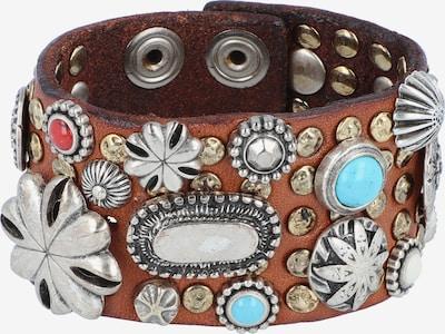 Campomaggi Armband in braun / mischfarben, Produktansicht