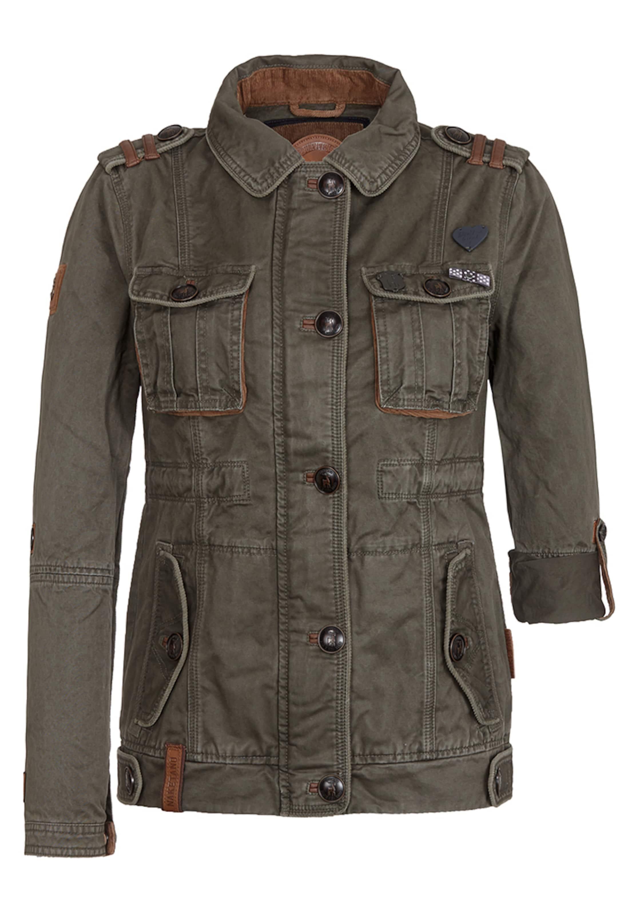 naketano Female Jacket Billig Verkauf Wirklich Verkauf Manchester 7T3pW