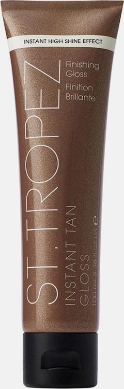 St.Tropez 'Instant Tan Finishing Gloss', Körpergel mit Bronzeschimmer, 100 ml