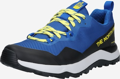 THE NORTH FACE Outdoorschuh in blau / gelb / schwarz, Produktansicht