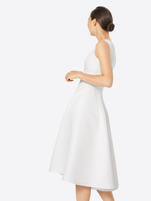 Cocktail London En Blanc Robe De Chi roexdBC