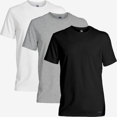 Ted Baker Onderhemd in de kleur Grijs gemêleerd / Zwart / Wit, Productweergave