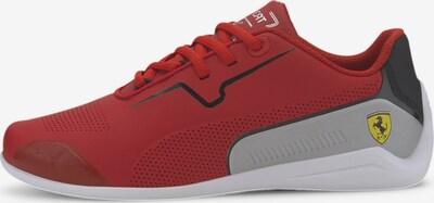 PUMA Sneaker 'Ferrari Drift Cat 8 Youth' in rot / schwarz / weiß, Produktansicht