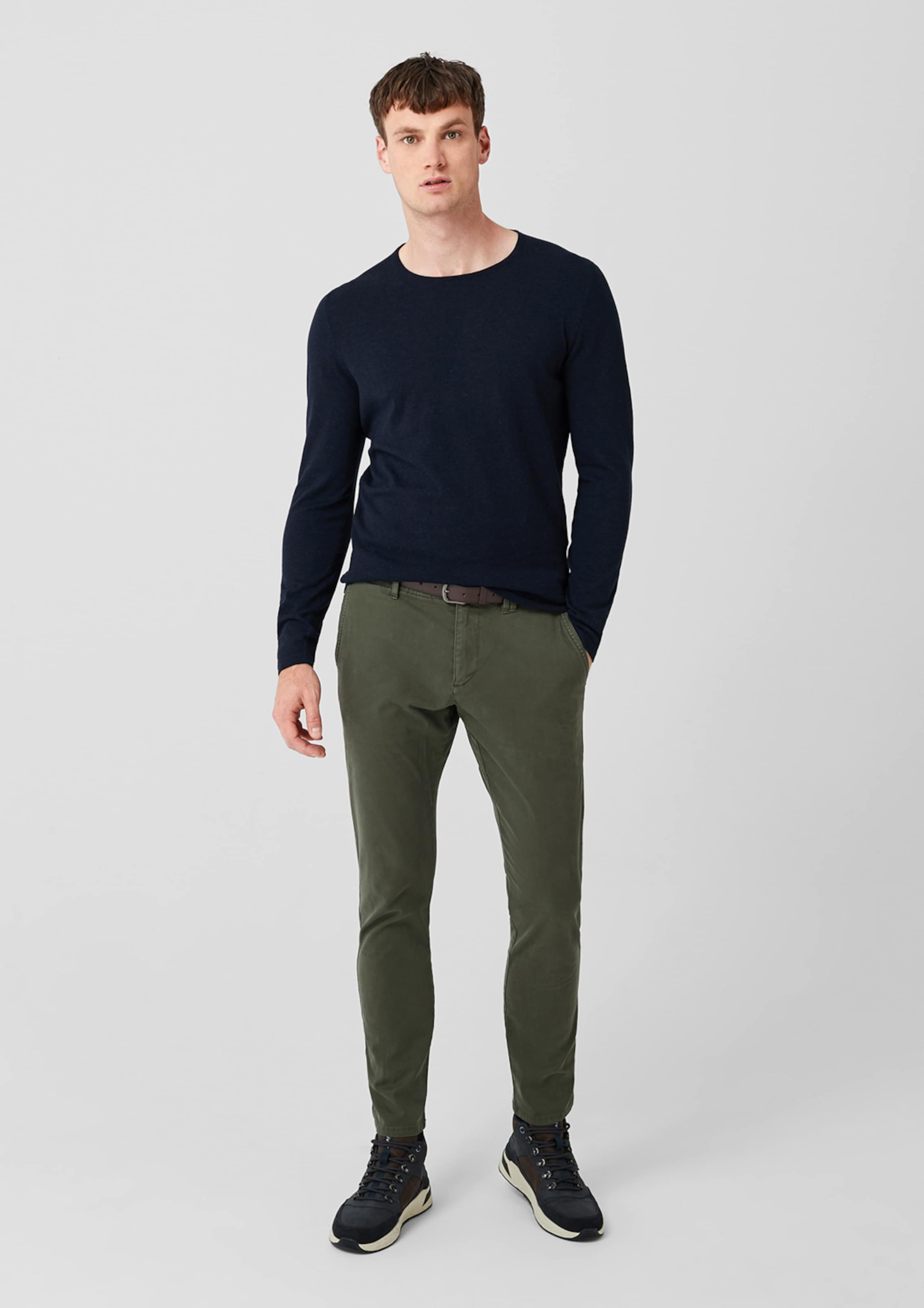oliver S Nachtblau Pullover In oliver Nachtblau oliver S S In Pullover IWHD9YE2