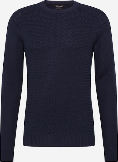 SELECTED HOMME Pullover 'Cornelius' in navy, Produktansicht