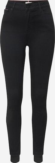 TOMMY HILFIGER Jeans 'HARLEM ULTRA SKINNY HW EFO' in black denim, Produktansicht