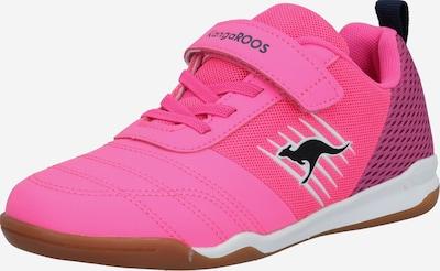 KangaROOS Sportschuh 'Super Court EV' in lila / pink / schwarz, Produktansicht