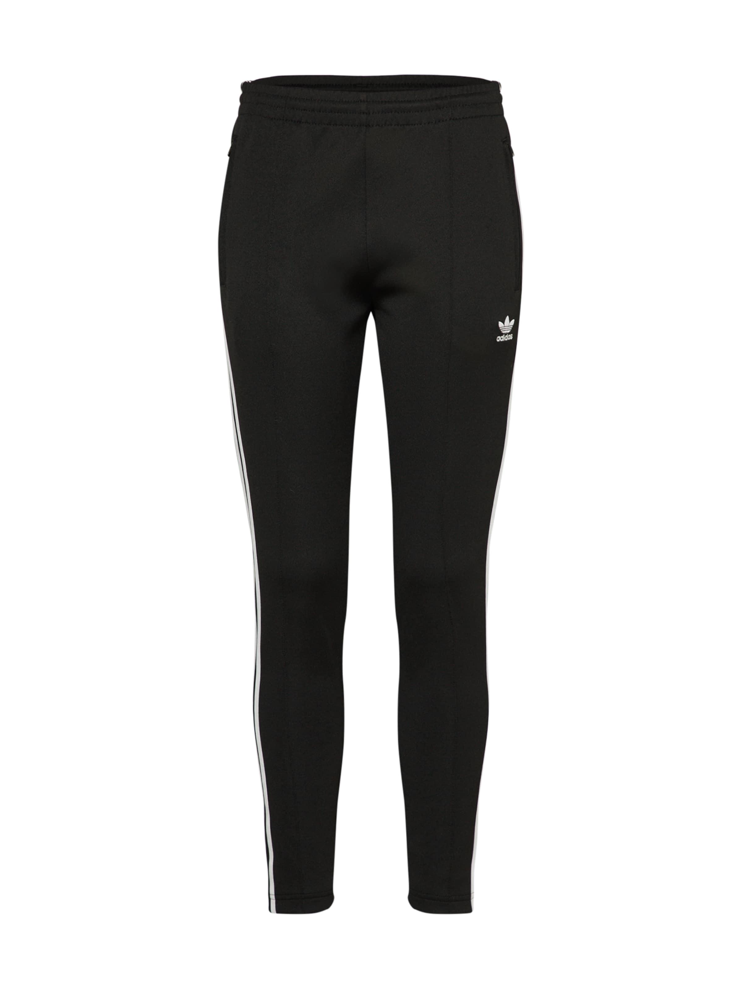 Tp' Adidas In ZwartWit Originals Broek 'sst xrdECQBoeW
