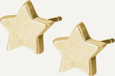 Sence Copenhagen Ohrstecker in gold, Produktansicht
