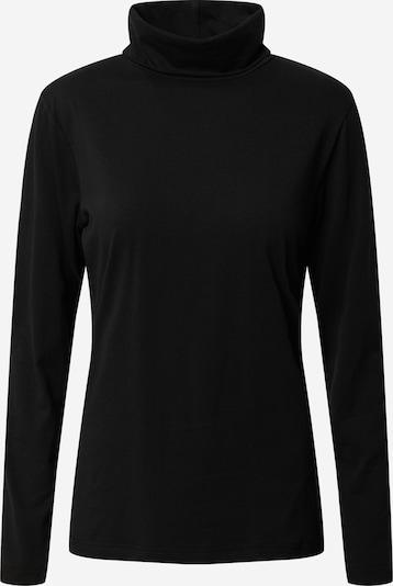 Soyaconcept T-shirt 'Pylle 5' en noir: Vue de face