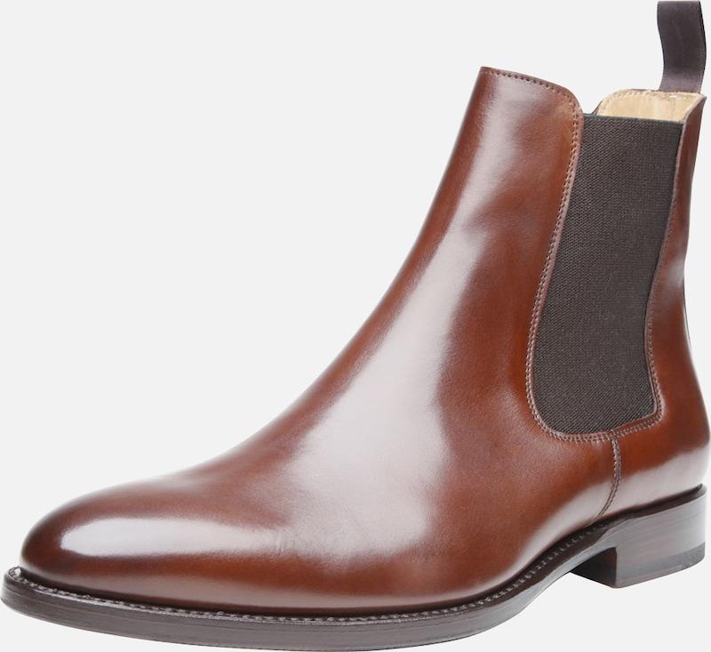 SchuhePASSION Stiefel 'No. 644 Leder Bequem, gut aussehend