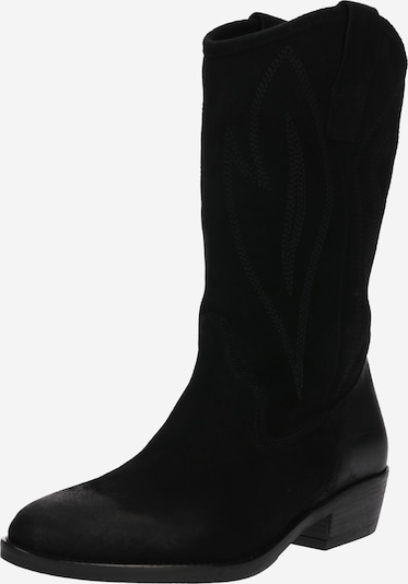 Bianco Bottes de cowboy 'Biabeverly' en noir, Vue avec produit