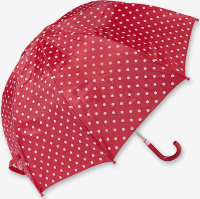 PLAYSHOES Umbrella 'Punkte' in Fire red / White, Item view