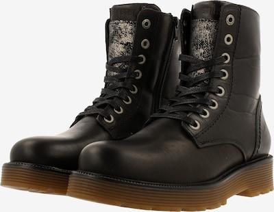 Gaastra Veterlaarsjes 'DEMI HIGH' in de kleur Zwart, Productweergave