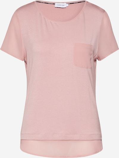 Calvin Klein Shirt 'MEDIA' in rosa, Produktansicht