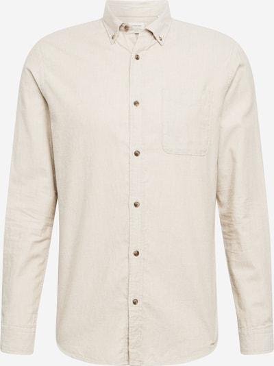 JACK & JONES Hemd in beige, Produktansicht