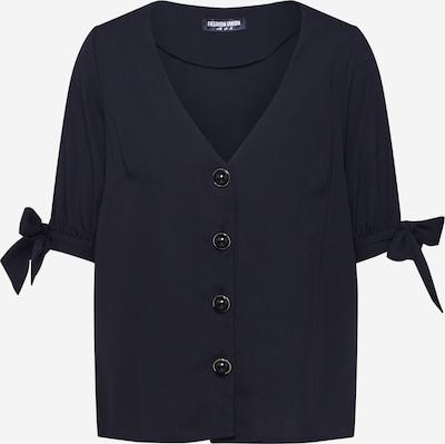 Bluză 'GOLDILOCKS' Fashion Union pe negru, Vizualizare produs