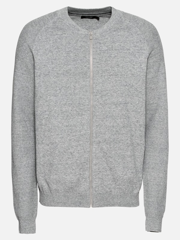 b356b9dae56f JACK & JONES Strickjacke 'JPRMELVIN KNIT BASEBALL CARDIGAN' in ...