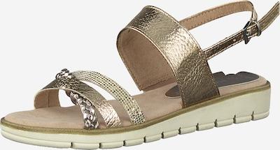 MARCO TOZZI Sandalen met riem in de kleur Rose-goud, Productweergave