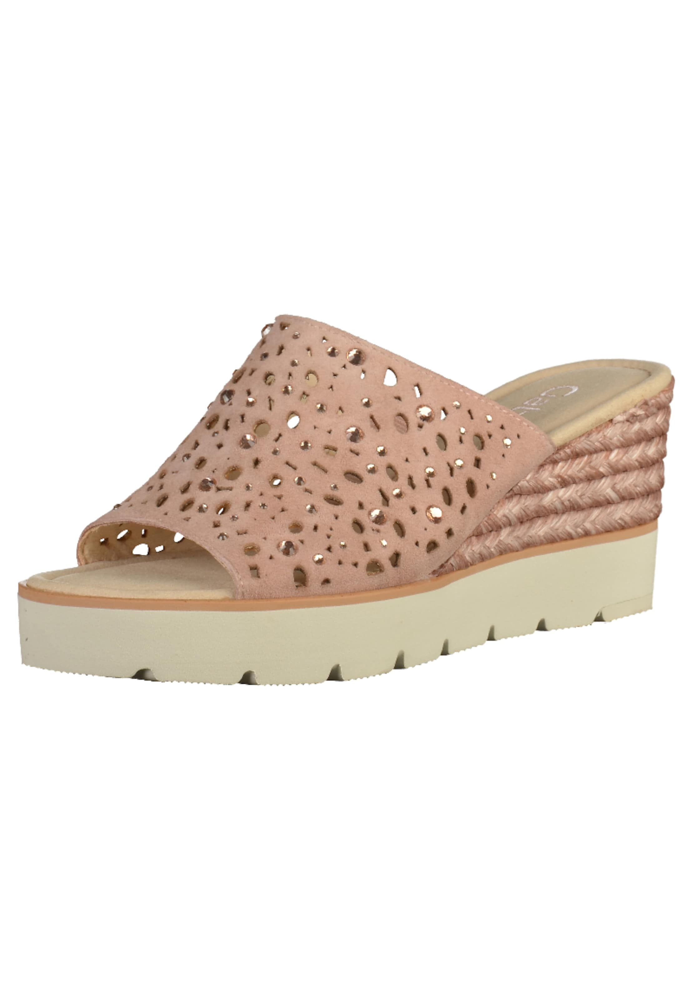 GABOR Keilpantolette Günstige und langlebige Schuhe