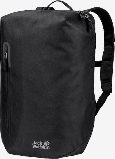 JACK WOLFSKIN Rucksack 'Bondi' in schwarz / weiß, Produktansicht