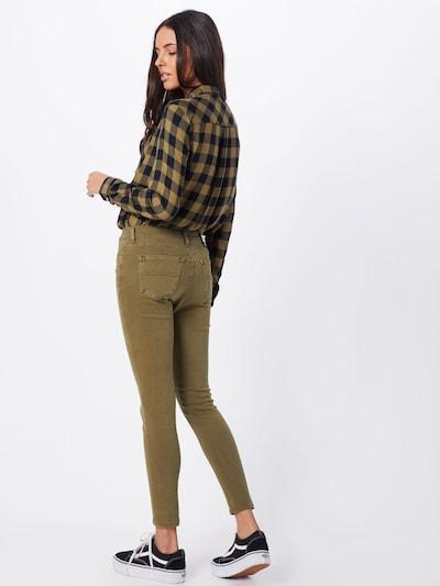 Tommy Jeans Jeansy 'Nora' w kolorze khakim: Widok od tyłu