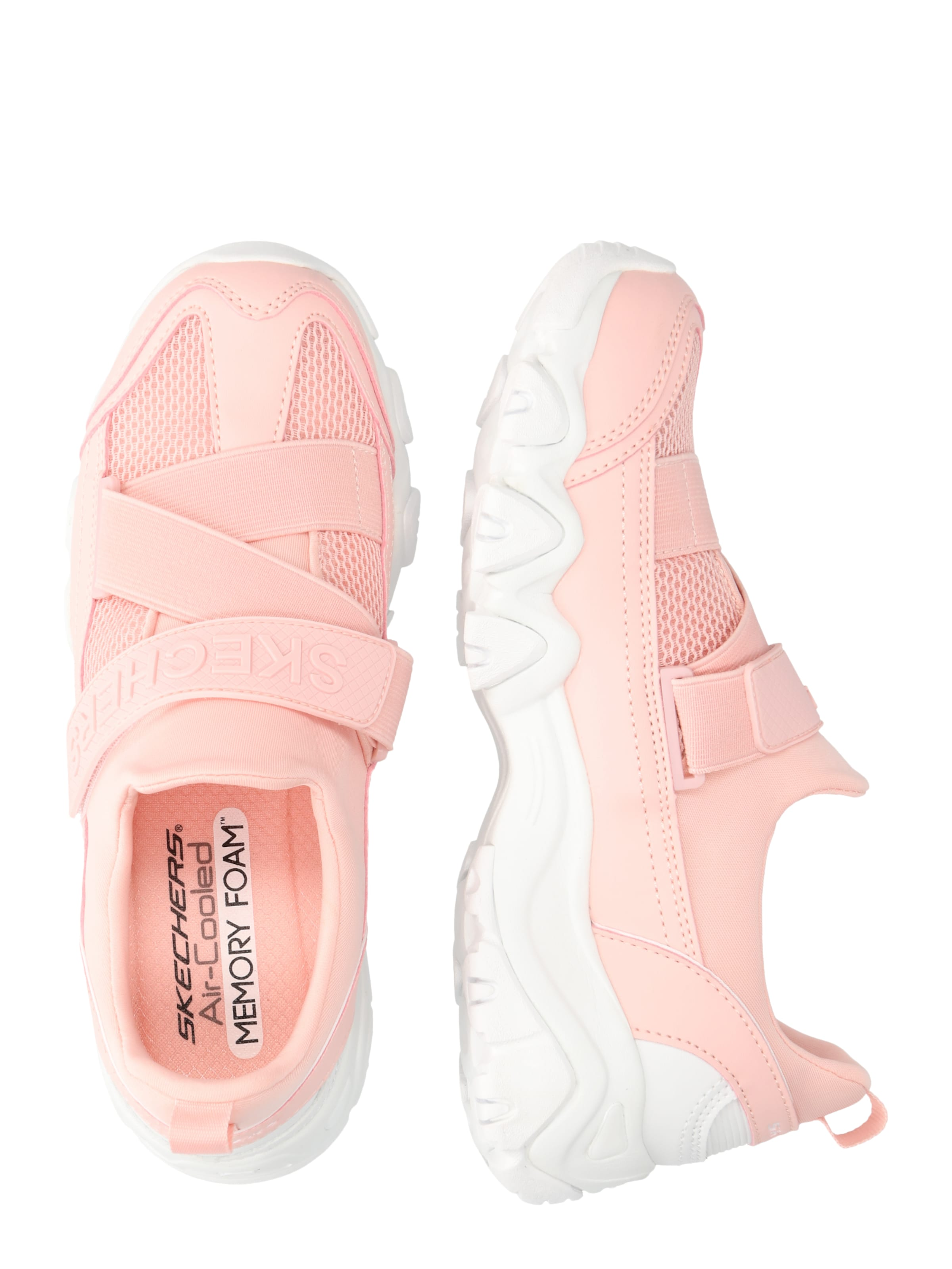 SKECHERS Sneaker 'D'LITES 2 - FAST LOOK' Spielraum Günstig Online Bester Platz gRAkDSOwrS