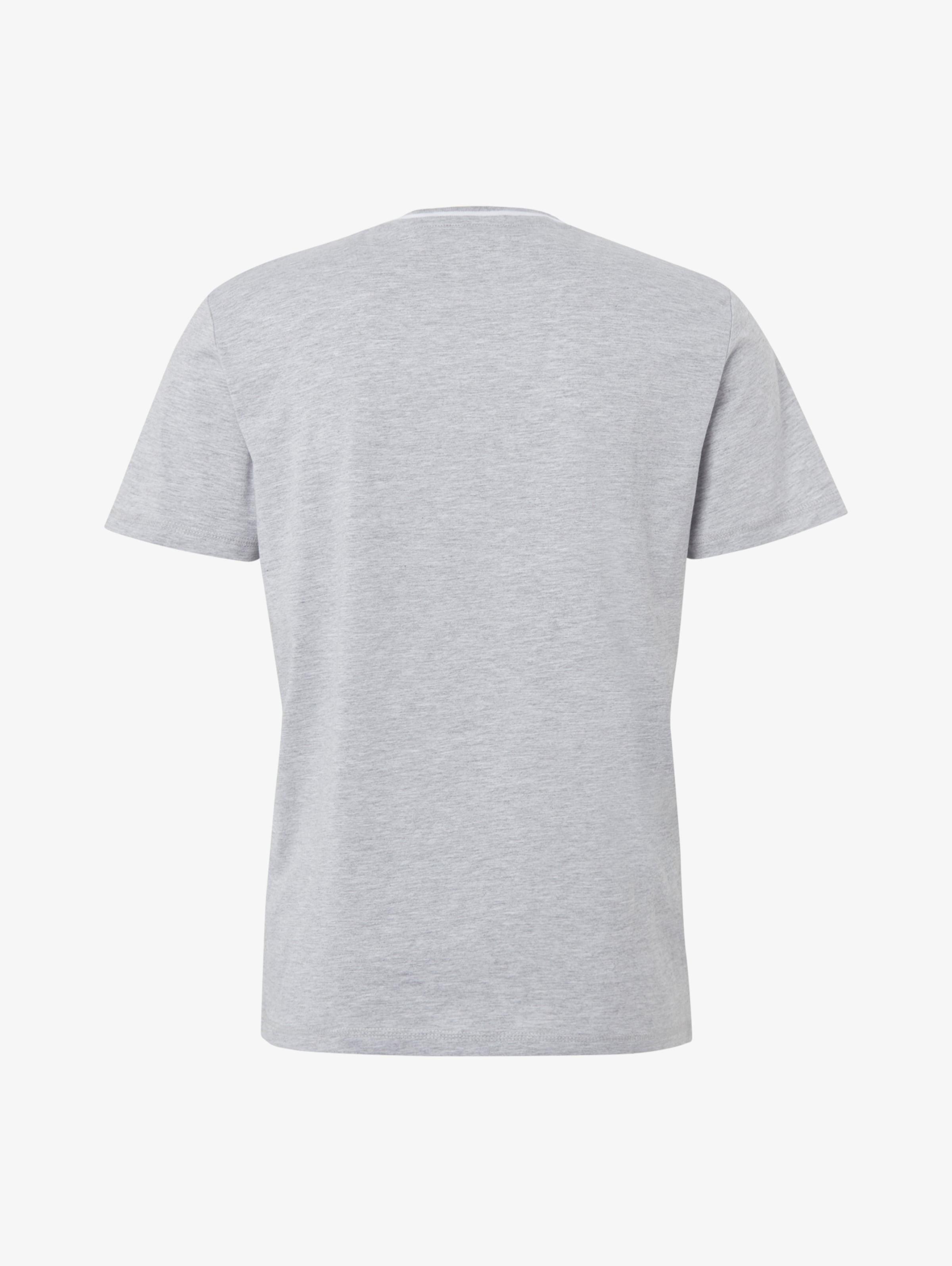 shirt Tailor NavyHellgrau In Tom T HID9YEW2