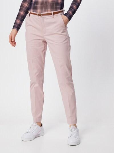 b.young Chinosy 'Days cigaret' w kolorze różowy pudrowym, Podgląd na modelu(-ce)
