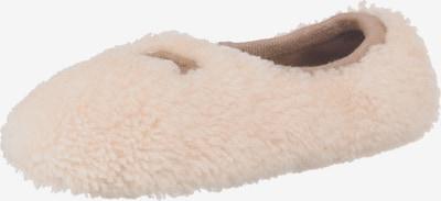 UGG Birche Hausschuhe in naturweiß, Produktansicht