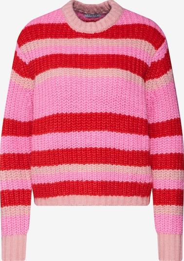 PIECES Džemperis 'HUE' pieejami rožkrāsas / sarkans: Priekšējais skats