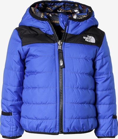 THE NORTH FACE Winterjacke 'Perrito' in blau / gelb / rot / schwarz / weiß, Produktansicht