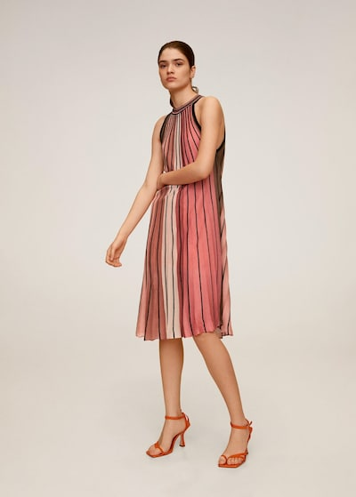 MANGO Kleid 'Commeta' in pink, Modelansicht