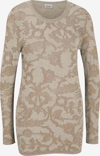 """heine Пуловер в телесен цвят / цвят """"пясък"""", Преглед на продукта"""