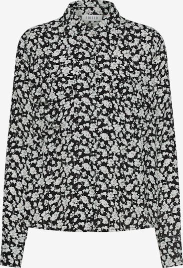 EDITED Bluza 'Jules' | črna barva, Prikaz izdelka