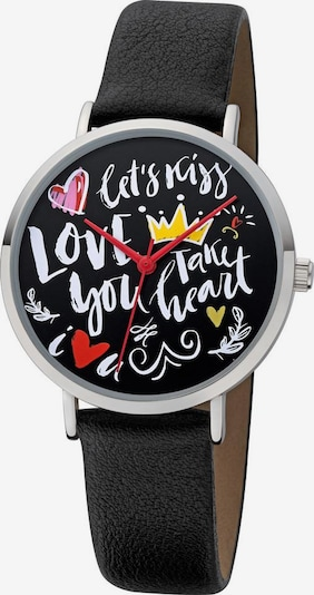REGENT Uhr '3199.78.16, BA-512' in mischfarben / schwarz, Produktansicht