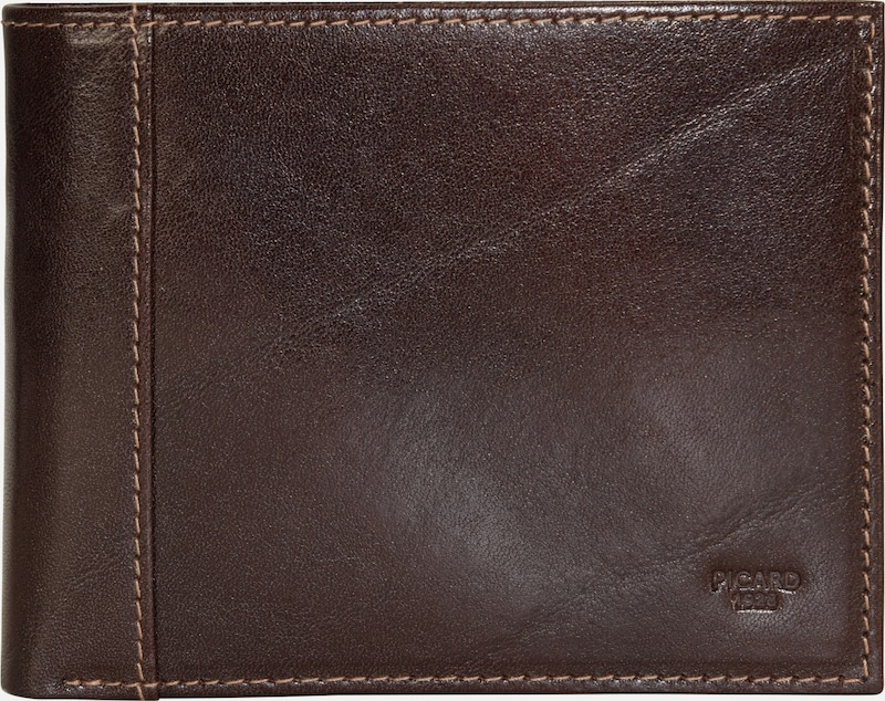 Picard 'Bern' Geldbörse Leder 12cm