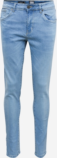 Urban Classics Jeans i blue denim, Produktvisning