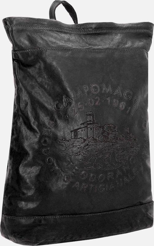 Campomaggi Boldo City Rucksack Leder 45 cm