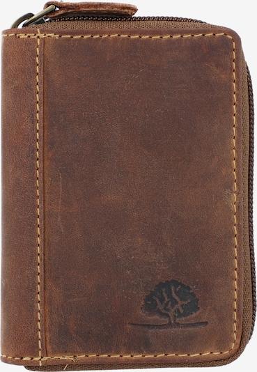 GREENBURRY Étui en marron, Vue avec produit