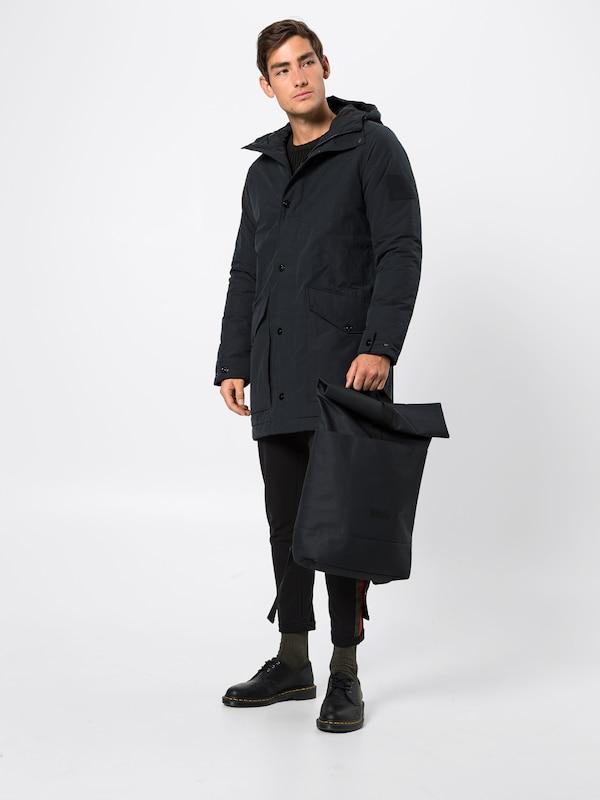 Veste En D'hiver Performance Peak Noir 'typhon' PX80kwOn