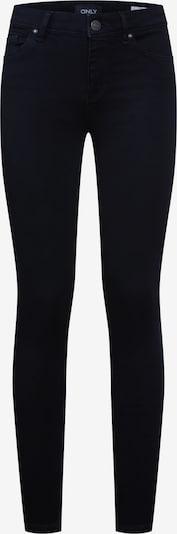 Jeans 'ONLDOOLEY  MID SK JEANS' ONLY pe denim negru: Privire frontală