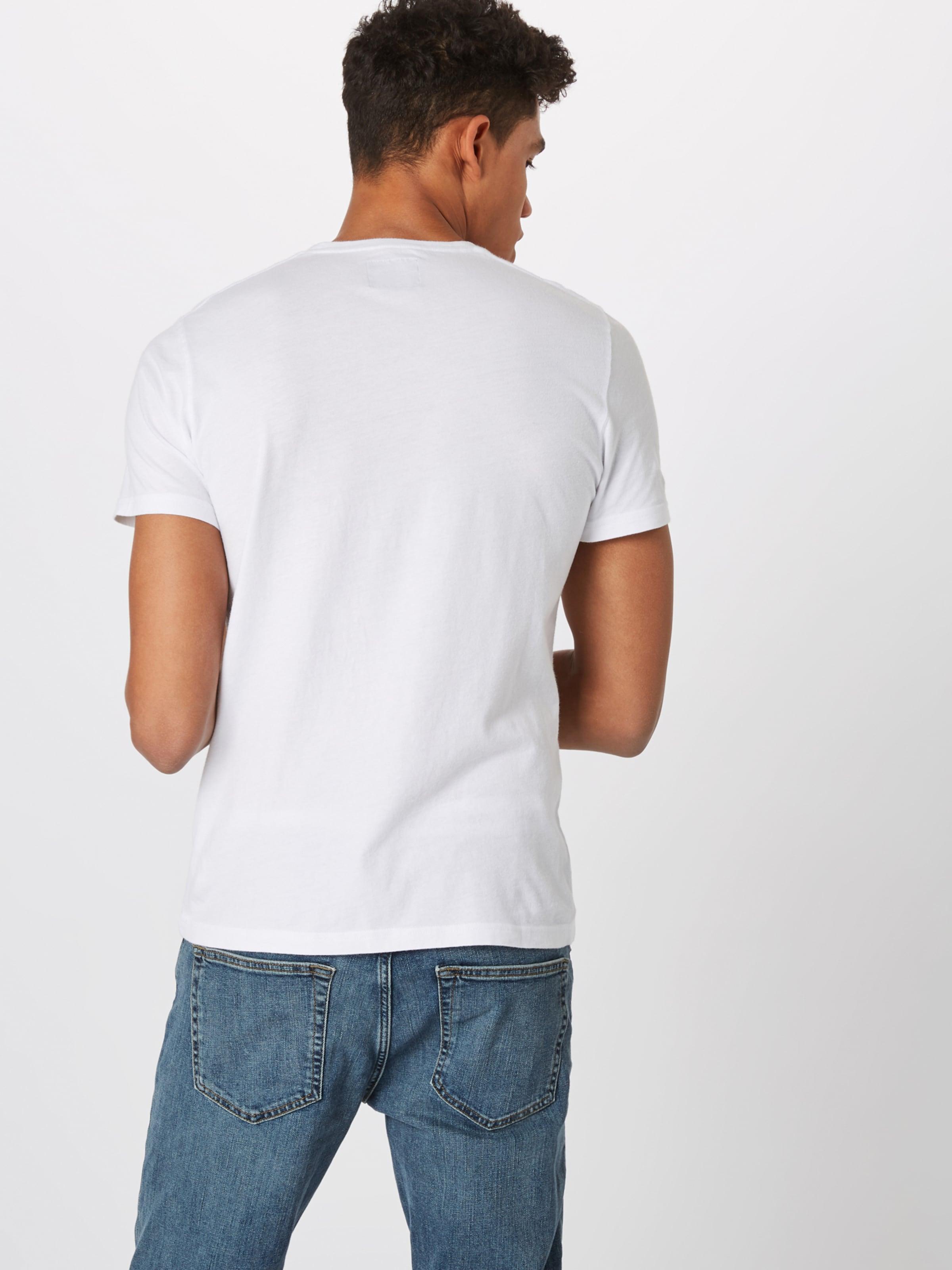 Crew Abercrombieamp; En 'glbl shirt Blanc Multipack' T Fitch sxthCrQd