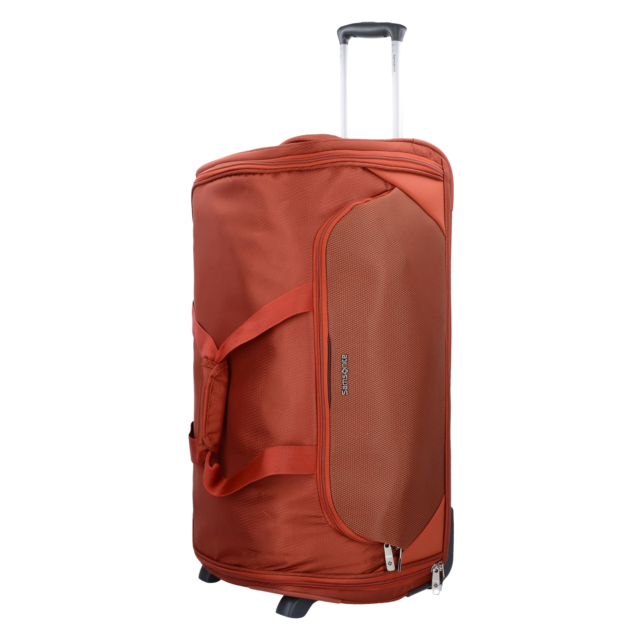 In Samsonite Reisetasche 'dynamore' Dunkelorange Upright rollen 2 f6vb7gyY