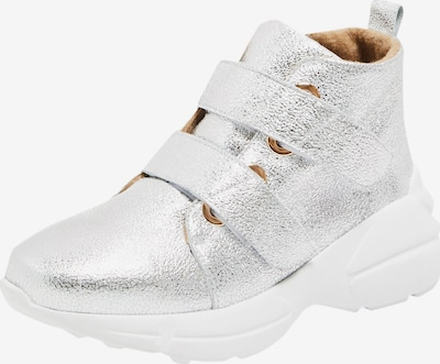 MYMO Sneaker 'Now' in silber, Produktansicht