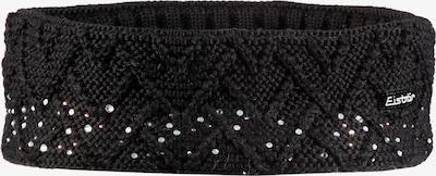 Eisbär Stirnband 'Isabella' in schwarz, Produktansicht